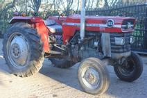 MF 165 2WD TRACTOR
