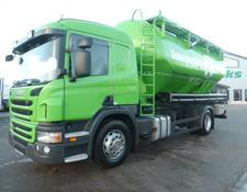 Scania 2 Achs Silo/360 PS /24m³ Heitling  Bj.12/4Kammer