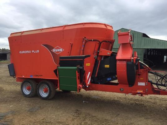 Kuhn EUROMIX PLUS 2570