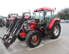 McCormick CX105 Xtrashift c/w Quicke Loader