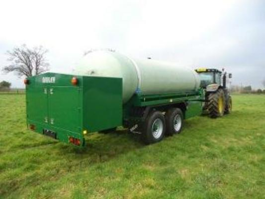Other NEW BAILEY 15000 LITRE WATER/FERTILISER BOWSER