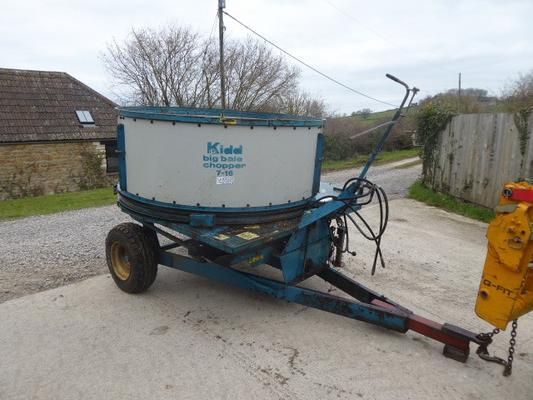 KIDD BIG BALE CHOPPER 7-16