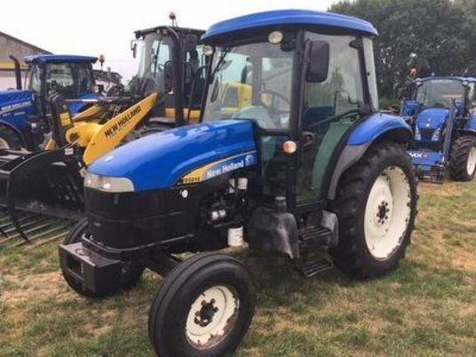 New Holland TD5010 2WD