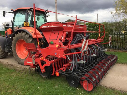 Horsch NEW  EXPRESS 4KR COMBI DRILL