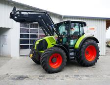 Claas Arion 540 CIS Neu bereift!
