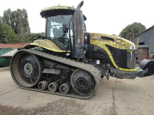 Challenger MT765D VIPER TRACKED TRACTOR