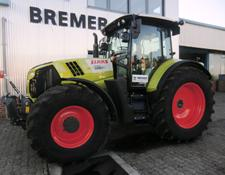 Claas ARION 650 CMATIC; RTK u GPS-READY