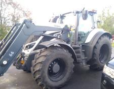 Valtra T 214 Direct Vollausstattung