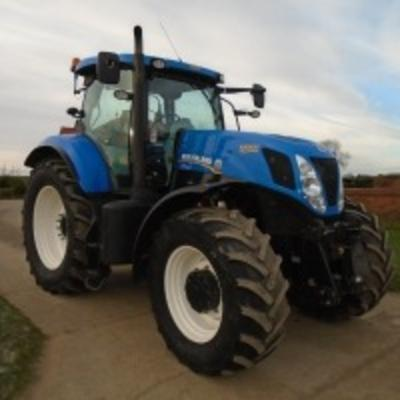 New Holland T7.250