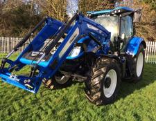 New Holland T6.145 DCT & Q5L