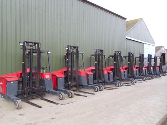 Terberg Used Linde  King Lifter Forklifts For Sale