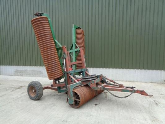 Used Cousins 6.3 Meter Rollers