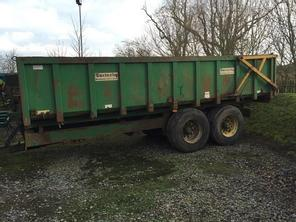 Other Easterby ET12 Trailer