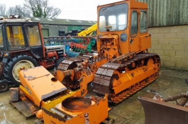 Fiat  120C STEEL TRACKED CRAWLER