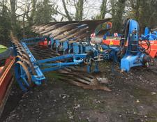 Lemken Juwel 8x6F MV Slatted boards, Flexpack