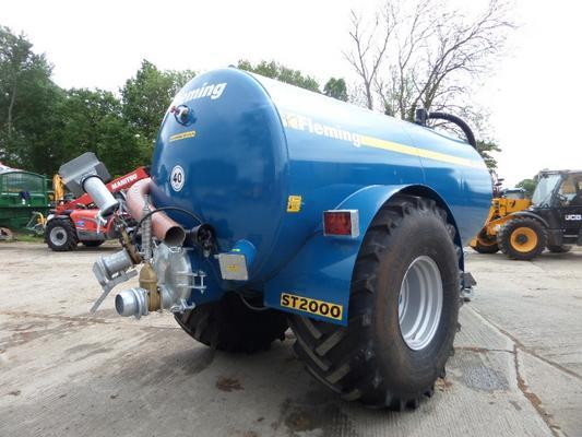 Other FLEMING ST2000 VACUUM TANKER