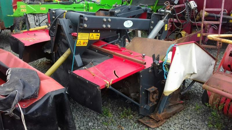 Vicon 3mt front mounted mower for sale