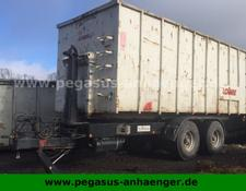 Oelkers Hakenliftcontainer 20 to.