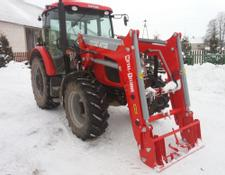 Metal-Technik Frontlader für ZETOR PROXIMA POWER 90, 100, 110 / Ładowacz czołowy do ZETOR PROXIMA POWER 90, 100, 110