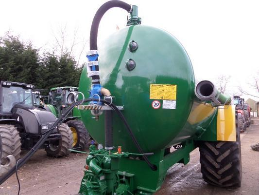 Major NEW  LGP 2400 SLURRY TANKER