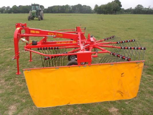 Other FLEMING GALFRE AG350-10 SINGLE ROTOR RAKE
