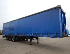 Schmitz Cargobull 45FT CURTAINSIDE TRAILER - 2008 - C248849
