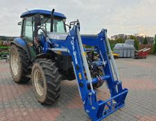 Metal-Technik Frontlader für NEW HOLLAND TD.5.115 / Ładowacz czołowy na NEW HOLLAND TD 5.115