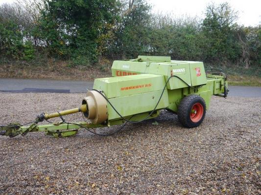Claas  Markant 65 Conventional Baler