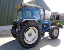 Ford 7810 SIII 4WD Tractor