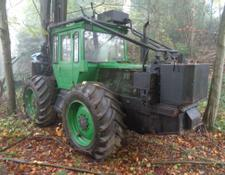 Mercedes-Benz Trac 1300 C/w Keto Timber Harvester