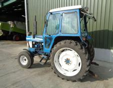 Ford 6610 2WD Tractor