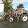 Loaders & Attachments 4245 c/w Trima 355 Front Loader