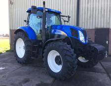 New Holland T6030 Range Command