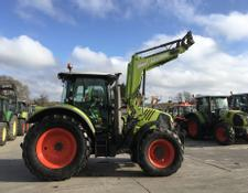 Claas Arion 650 Tractor (ST6862)
