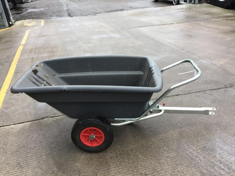 Henchman Tipping Trailer (ST4261)