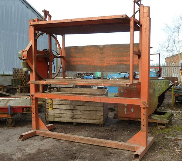 Downs 1 ton box  rotator.