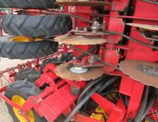 VADERSTAD RAPID A800s 2009, 8 metre system disc seed drill