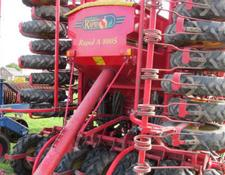 VADERSTAD RAPID A800S 2010, 8 metre System Disc seed drill, First used 2012