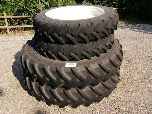 Row Crop Wheels and Tyres