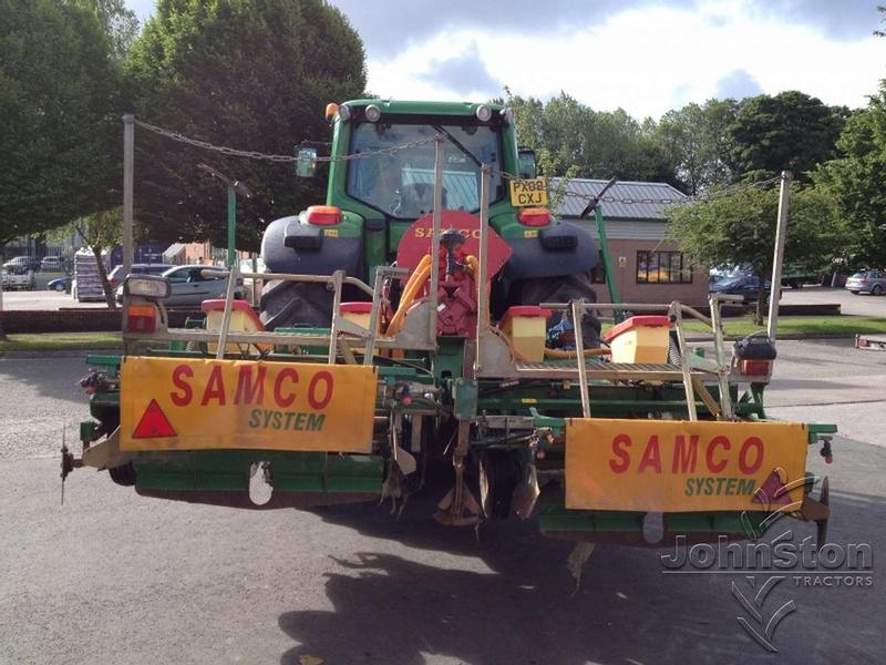 Samco SYSTEM Maize Drill