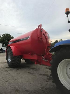 Other Hi-Spec Engineering 2600 GALLON SLURRY TANKER