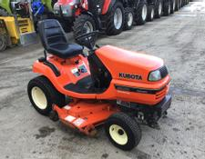 Kubota G2160 Diesel Ride On Mower