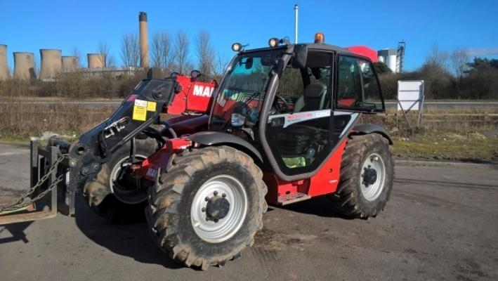 Manitou  MLT634T 120PS MATERIAL HANDLER