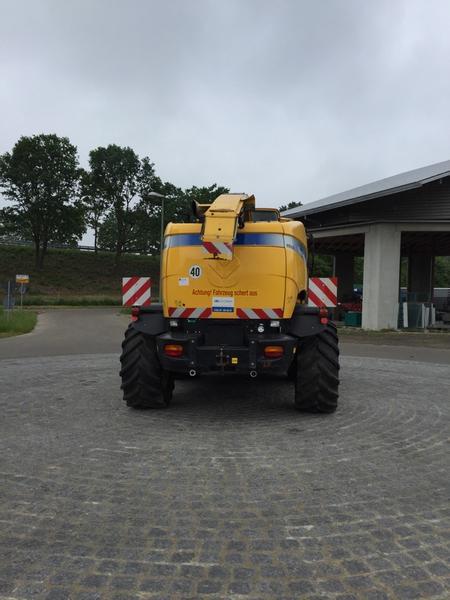 Super New Holland FR 9080 Häcksler, Maisvorsatz, PickUp Self-propelled @OQ_16