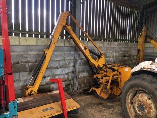 Other McCONNEL PA93 HEDGECUTTER
