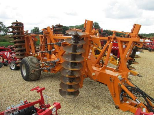 Simba  SOLO 450 ST, 4.5 metre, 11 x ST tines,