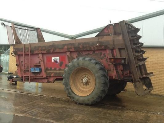 Other RICHARD WESTERN 10T DELILAH M/SPREADER