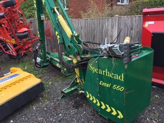 Spearhead  550 HEDGECUTTER