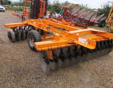 Simba MK1B Offset Disc harrows 3.1 metre, 10ft,