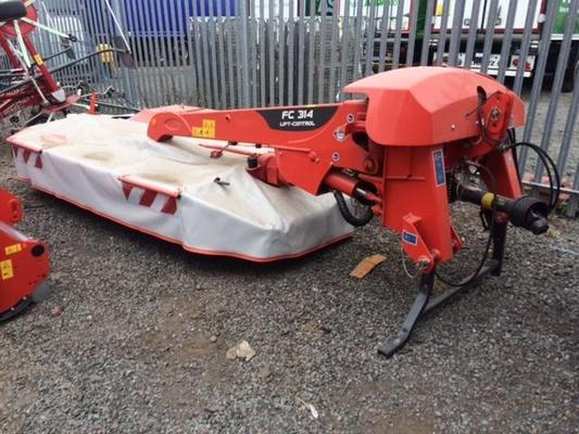 Kuhn 6M000230 New 2018  FC314-FF Mower Conditioner